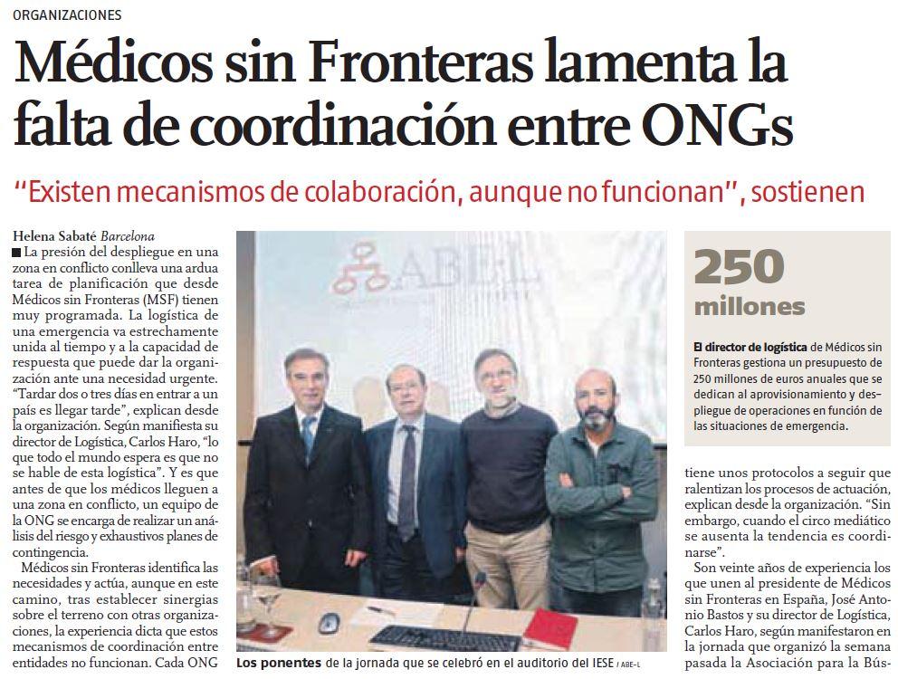 El-Vigia_MSF-lamenta_descoordinacion-ONGs_2014-03-10
